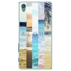 Plastové pouzdro iSaprio Aloha 02 na mobil Sony Xperia Z5