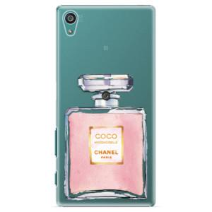 Plastové pouzdro iSaprio Chanel Rose na mobil Sony Xperia Z5