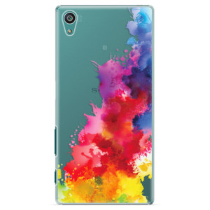 Plastové pouzdro iSaprio Color Splash 01 na mobil Sony Xperia Z5