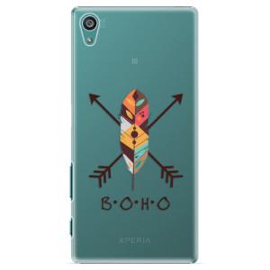 Plastové pouzdro iSaprio BOHO na mobil Sony Xperia Z5