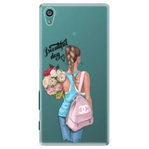 Plastové pouzdro iSaprio Beautiful Day na mobil Sony Xperia Z5