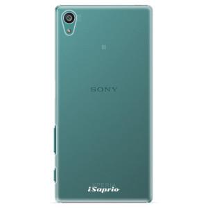 Plastové pouzdro iSaprio 4Pure mléčné bez potisku na mobil Sony Xperia Z5