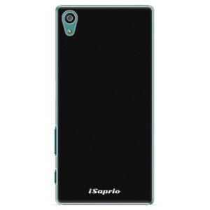 Plastové pouzdro iSaprio 4Pure černé na mobil Sony Xperia Z5