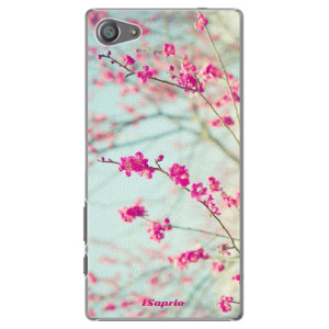 Plastové pouzdro iSaprio Blossom 01 na mobil Sony Xperia Z5 Compact