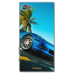 Plastové pouzdro iSaprio Car 10 na mobil Sony Xperia Z5 Compact
