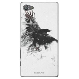 Plastové pouzdro iSaprio Dark Bird 01 na mobil Sony Xperia Z5 Compact