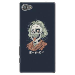 Plastové pouzdro iSaprio Einstein 01 na mobil Sony Xperia Z5 Compact