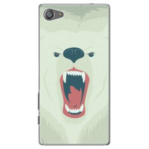Plastové pouzdro iSaprio Angry Bear na mobil Sony Xperia Z5 Compact