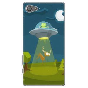 Plastové pouzdro iSaprio Alien 01 na mobil Sony Xperia Z5 Compact