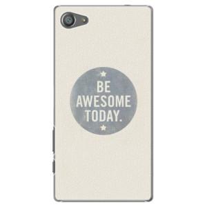 Plastové pouzdro iSaprio Awesome 02 na mobil Sony Xperia Z5 Compact