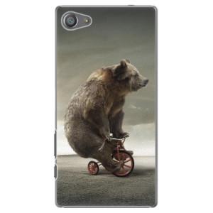 Plastové pouzdro iSaprio Bear 01 na mobil Sony Xperia Z5 Compact