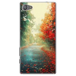 Plastové pouzdro iSaprio Autumn 03 na mobil Sony Xperia Z5 Compact