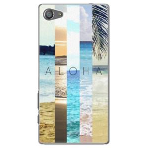 Plastové pouzdro iSaprio Aloha 02 na mobil Sony Xperia Z5 Compact