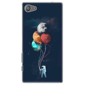 Plastové pouzdro iSaprio Balloons 02 na mobil Sony Xperia Z5 Compact