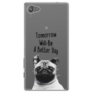 Plastové pouzdro iSaprio Better Day 01 na mobil Sony Xperia Z5 Compact
