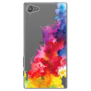 Plastové pouzdro iSaprio Color Splash 01 na mobil Sony Xperia Z5 Compact