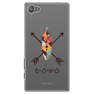 Plastové pouzdro iSaprio BOHO na mobil Sony Xperia Z5 Compact