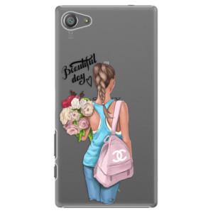Plastové pouzdro iSaprio Beautiful Day na mobil Sony Xperia Z5 Compact