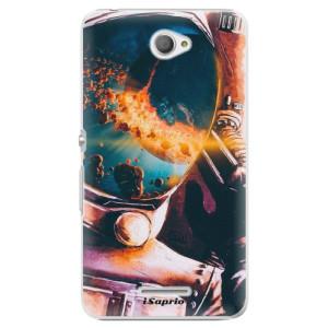 Plastové pouzdro iSaprio Astronaut 01 na mobil Sony Xperia E4