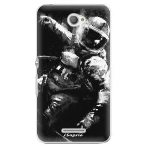 Plastové pouzdro iSaprio Astronaut 02 na mobil Sony Xperia E4
