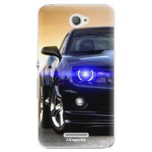 Plastové pouzdro iSaprio Chevrolet 01 na mobil Sony Xperia E4