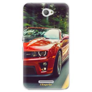 Plastové pouzdro iSaprio Chevrolet 02 na mobil Sony Xperia E4