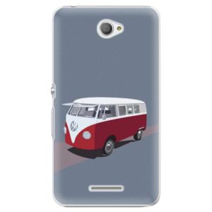 Plastové pouzdro iSaprio VW Bus na mobil Sony Xperia E4