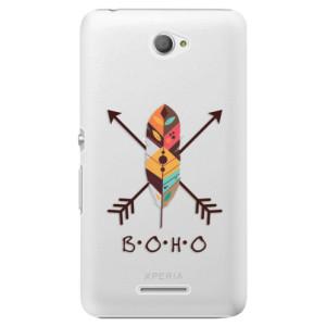 Plastové pouzdro iSaprio BOHO na mobil Sony Xperia E4