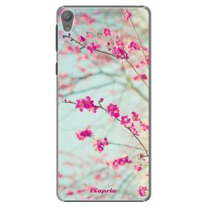 Plastové pouzdro iSaprio Blossom 01 na mobil Sony Xperia E5