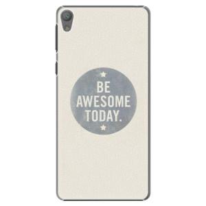 Plastové pouzdro iSaprio Awesome 02 na mobil Sony Xperia E5