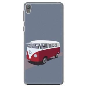 Plastové pouzdro iSaprio VW Bus na mobil Sony Xperia E5