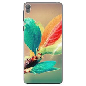 Plastové pouzdro iSaprio Autumn 02 na mobil Sony Xperia E5