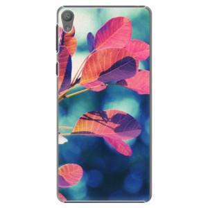 Plastové pouzdro iSaprio Autumn 01 na mobil Sony Xperia E5