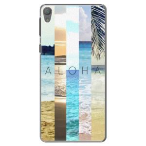 Plastové pouzdro iSaprio Aloha 02 na mobil Sony Xperia E5