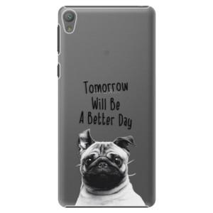 Plastové pouzdro iSaprio Better Day 01 na mobil Sony Xperia E5