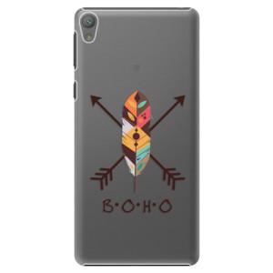 Plastové pouzdro iSaprio BOHO na mobil Sony Xperia E5