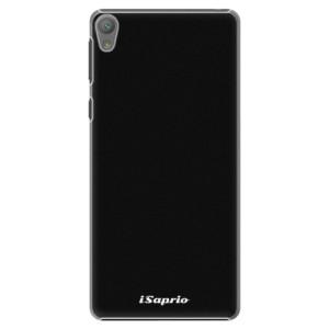 Plastové pouzdro iSaprio 4Pure černé na mobil Sony Xperia E5