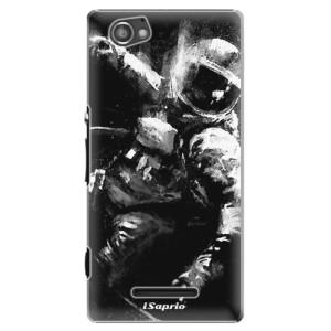 Plastové pouzdro iSaprio Astronaut 02 na mobil Sony Xperia M