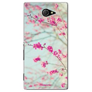 Plastové pouzdro iSaprio Blossom 01 na mobil Sony Xperia M2