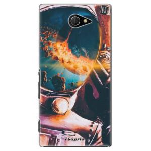Plastové pouzdro iSaprio Astronaut 01 na mobil Sony Xperia M2