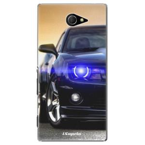Plastové pouzdro iSaprio Chevrolet 01 na mobil Sony Xperia M2