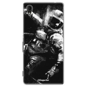 Plastové pouzdro iSaprio Astronaut 02 na mobil Sony Xperia M4