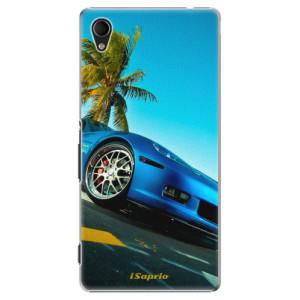 Plastové pouzdro iSaprio Car 10 na mobil Sony Xperia M4