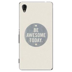 Plastové pouzdro iSaprio Awesome 02 na mobil Sony Xperia M4
