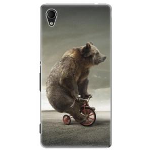 Plastové pouzdro iSaprio Bear 01 na mobil Sony Xperia M4