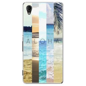 Plastové pouzdro iSaprio Aloha 02 na mobil Sony Xperia M4