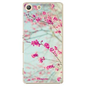 Plastové pouzdro iSaprio Blossom 01 na mobil Sony Xperia M5