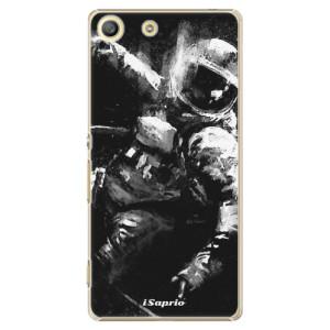 Plastové pouzdro iSaprio Astronaut 02 na mobil Sony Xperia M5