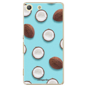 Plastové pouzdro iSaprio Coconut 01 na mobil Sony Xperia M5