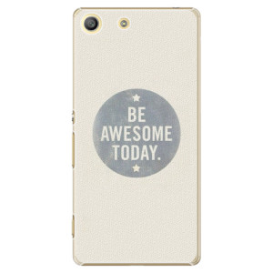 Plastové pouzdro iSaprio Awesome 02 na mobil Sony Xperia M5